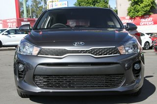 2019 Kia Rio YB MY20 S Platinum Graphite 4 Speed Sports Automatic Hatchback