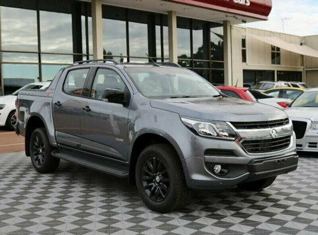 Used Holden Colorado RG MY17 Z71 Pickup Crew Cab, 2017 Holden Colorado RG MY17 Z71 Pickup Crew Cab Satin Steel Grey 6 Speed Sports Automatic Utility
