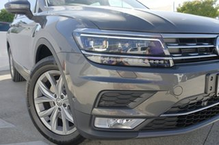 2020 Volkswagen Tiguan 5N MY20 162TSI DSG 4MOTION Highline Platinum Grey 7 Speed