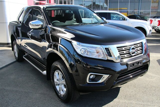 New Nissan Navara D23 S4 MY19 ST King Cab, 2019 Nissan Navara D23 S4 MY19 ST King Cab Cosmic Black 7 Speed Sports Automatic Utility