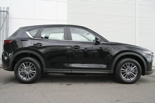 2020 Mazda CX-5 KF2W7A Maxx SKYACTIV-Drive FWD Sport Jet Black 6 Speed Sports Automatic Wagon
