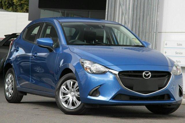New Mazda 2 DJ2HAA Neo SKYACTIV-Drive, 2018 Mazda 2 DJ2HAA Neo SKYACTIV-Drive Dynamic Blue 6 Speed Sports Automatic Hatchback