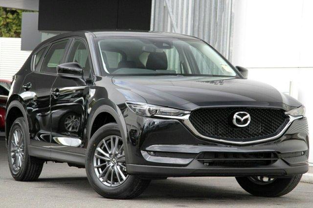 New Mazda CX-5 KF2W7A Maxx SKYACTIV-Drive FWD Sport Liverpool, 2020 Mazda CX-5 KF2W7A Maxx SKYACTIV-Drive FWD Sport Jet Black 6 Speed Sports Automatic Wagon