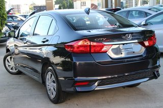 2018 Honda City GM MY19 VTi Cosmic Blue 1 Speed Constant Variable Sedan.
