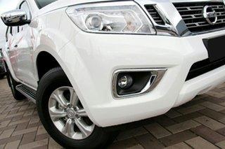 2018 Nissan Navara D23 S3 ST Polar White 7 Speed Sports Automatic Utility.