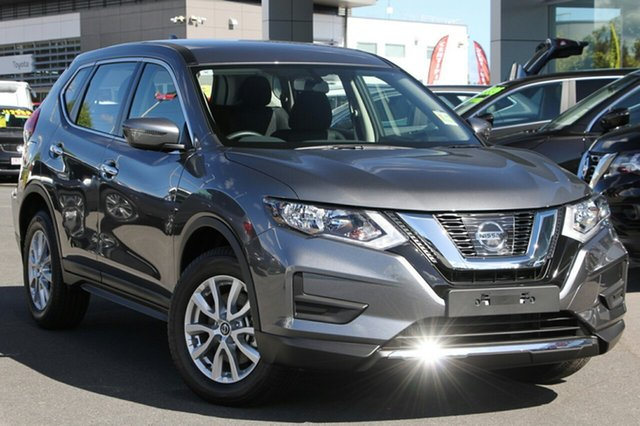 New Nissan X-Trail T32 Series II TS X-tronic 4WD, 2018 Nissan X-Trail T32 Series II TS X-tronic 4WD Gun Metallic 7 Speed Constant Variable Wagon