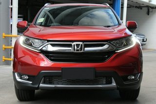 2018 Honda CR-V RW MY19 VTi-L FWD Passion Red 1 Speed Constant Variable Wagon