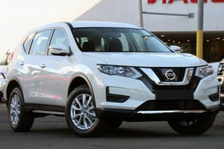 2021 Nissan X-Trail T32 MY21 TS X-tronic 4WD Ivory Pearl 7 Speed Constant Variable Wagon.
