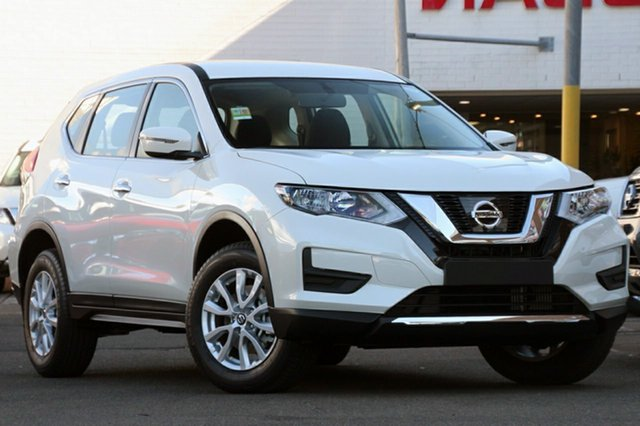 New Nissan X-Trail T32 MY21 TS X-tronic 4WD Launceston, 2021 Nissan X-Trail T32 MY21 TS X-tronic 4WD Ivory Pearl 7 Speed Constant Variable Wagon