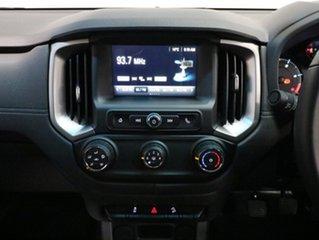 2017 Holden Colorado RG MY17 LS Pickup Crew Cab Summit White 6 Speed Manual Utility