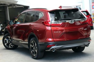 2019 Honda CR-V RW MY19 VTi-LX 4WD Passion Red 1 Speed Constant Variable Wagon.