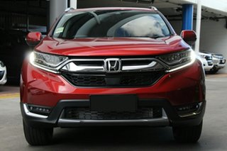 2019 Honda CR-V RW MY19 VTi-LX 4WD Passion Red 1 Speed Constant Variable Wagon