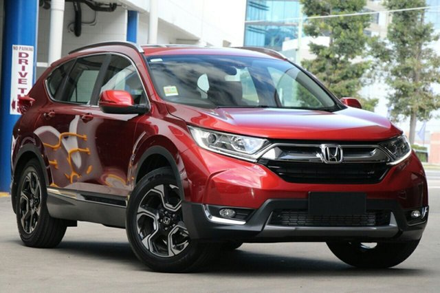New Honda CR-V RW MY19 VTi-L FWD, 2018 Honda CR-V RW MY19 VTi-L FWD Passion Red 1 Speed Constant Variable Wagon