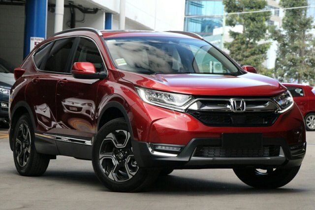New Honda CR-V RW MY18 VTi-LX 4WD, 2018 Honda CR-V RW MY18 VTi-LX 4WD Passion Red 1 Speed Constant Variable Wagon
