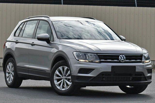 New Volkswagen Tiguan 5N MY20 110TSI DSG 2WD Trendline, 2020 Volkswagen Tiguan 5N MY20 110TSI DSG 2WD Trendline Silver 6 Speed Sports Automatic Dual Clutch