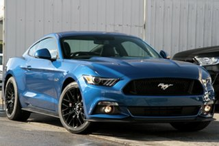 2017 Ford Mustang FM MY17 GT Fastback SelectShift Lightning Blue 6 Speed Sports Automatic Fastback.