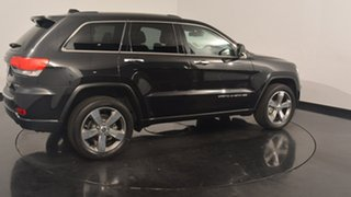 2017 Jeep Grand Cherokee WK MY17 Limited Brilliant Black Crystal Pearl 8 Speed Sports Automatic