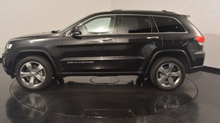 2017 Jeep Grand Cherokee WK MY17 Limited Brilliant Black Crystal Pearl 8 Speed Sports Automatic.