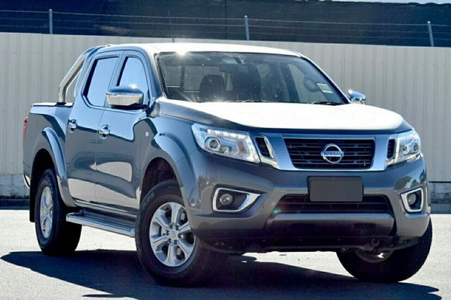 New Nissan Navara D23 S3 ST 4x2, 2019 Nissan Navara D23 S3 ST 4x2 Slate Gray 7 Speed Sports Automatic Utility