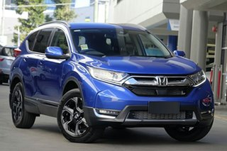 2020 Honda CR-V RW MY20 VTi-LX 4WD Blue 1 Speed Constant Variable Wagon.