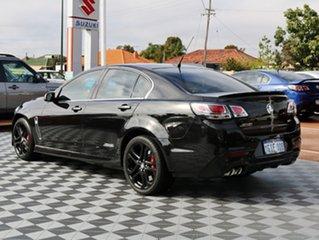 2015 Holden Commodore VF II MY16 SS V Redline Black 6 Speed Sports Automatic Sedan