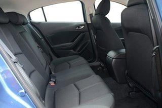 2018 Mazda 3 BN5438 SP25 SKYACTIV-Drive Eternal Blue 6 Speed Sports Automatic Hatchback