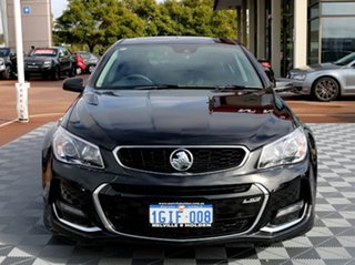 2015 Holden Commodore VF II MY16 SS V Redline Black 6 Speed Sports Automatic Sedan.