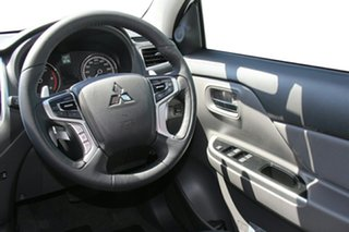 2018 Mitsubishi Triton MQ MY18 Exceed White 5 Speed Automatic