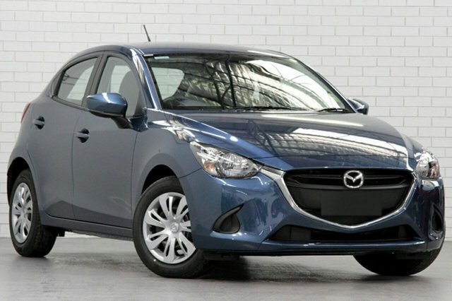 New Mazda 2 DJ2HAA Neo SKYACTIV-Drive, 2019 Mazda 2 DJ2HAA Neo SKYACTIV-Drive Eternal Blue 6 Speed Sports Automatic Hatchback