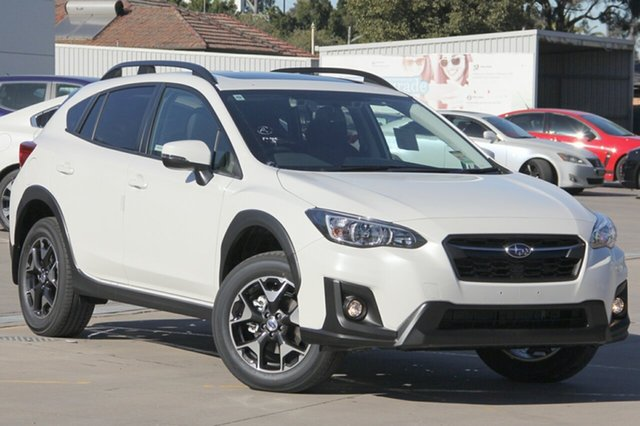 New Subaru XV G5X MY21 2.0i Premium Lineartronic AWD Glendale, 2021 Subaru XV G5X MY21 2.0i Premium Lineartronic AWD Crystal White 7 Speed Constant Variable Wagon
