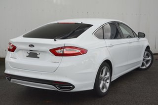 2017 Ford Mondeo MD 2018.25MY Trend PwrShift Frozen White 6 Speed Sports Automatic Dual Clutch