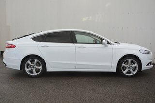 2017 Ford Mondeo MD 2018.25MY Trend PwrShift Frozen White 6 Speed Sports Automatic Dual Clutch.