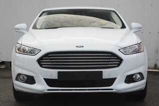 2017 Ford Mondeo MD 2017.50MY Trend PwrShift Frozen White 6 Speed Sports Automatic Dual Clutch.