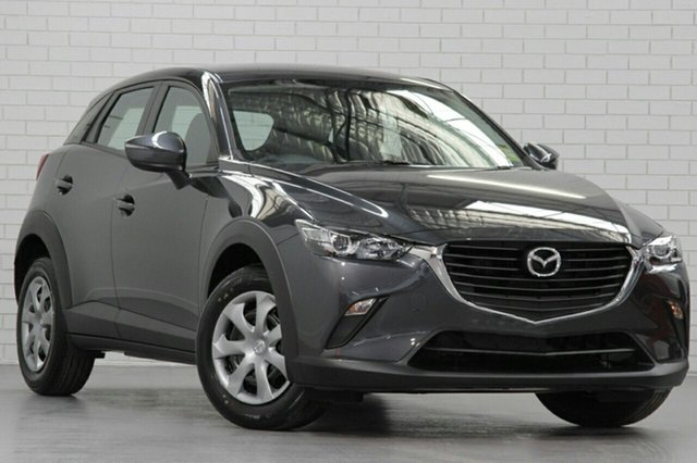 New Mazda CX-3 DK2W7A Neo SKYACTIV-Drive, 2018 Mazda CX-3 DK2W7A Neo SKYACTIV-Drive Meteor Grey 6 Speed Sports Automatic Wagon