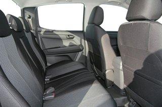 2019 Isuzu D-MAX MY19 SX Crew Cab Splash White 6 Speed Sports Automatic Utility