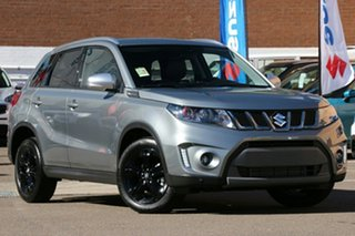 2017 Suzuki Vitara LY S Turbo 2WD Galactic Grey 6 Speed Sports Automatic Wagon.