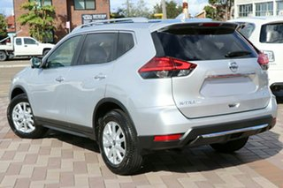 2017 Nissan X-Trail T32 Series II ST-L X-tronic 2WD Brilliant Silver 7 Speed Constant Variable Wagon.