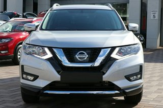 2017 Nissan X-Trail T32 Series II ST-L X-tronic 2WD Brilliant Silver 7 Speed Constant Variable Wagon