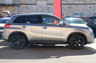 2017 Suzuki Vitara LY S Turbo 2WD Galactic Grey 6 Speed Sports Automatic Wagon