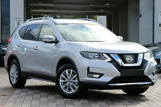 New Nissan X-Trail T32 Series II ST-L X-tronic 2WD, 2017 Nissan X-Trail T32 Series II ST-L X-tronic 2WD Brilliant Silver 7 Speed Constant Variable Wagon