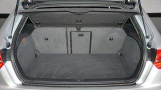 2012 Audi S3 8P MY12 Sportback S tronic quattro Silver 6 Speed Sports Automatic Dual Clutch