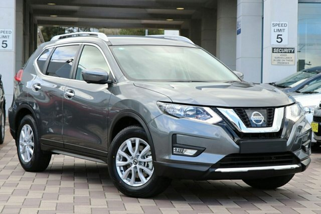 New Nissan X-Trail T32 Series II ST-L X-tronic 2WD, 2017 Nissan X-Trail T32 Series II ST-L X-tronic 2WD Gun Metallic 7 Speed Constant Variable Wagon