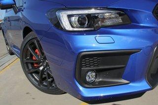 2021 Subaru WRX V1 MY21 Premium Lineartronic AWD WR Blue Mica 8 Speed Constant Variable Sedan.