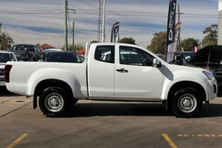 2019 Isuzu D-MAX MY19 SX Space Cab Splash White 6 Speed Manual Cab Chassis