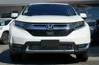 2019 Honda CR-V RW MY19 VTi-LX 4WD White Orchid 1 Speed Constant Variable Wagon