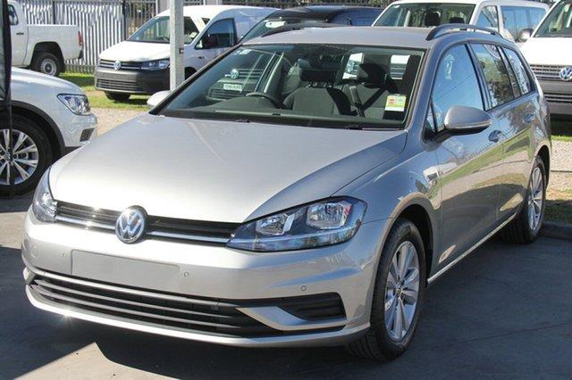 New Volkswagen Golf 7.5 MY19 110TSI DSG Trendline, 2018 Volkswagen Golf 7.5 MY19 110TSI DSG Trendline Indium Grey 7 Speed Sports Automatic Dual Clutch