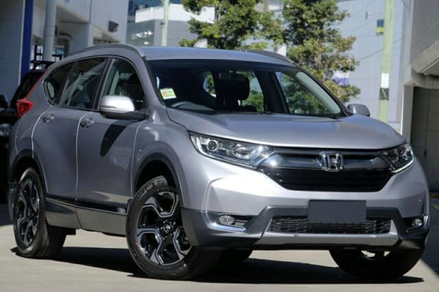 New Honda CR-V RW MY19 VTi-S 4WD, 2019 Honda CR-V RW MY19 VTi-S 4WD Lunar Silver 1 Speed Constant Variable Wagon