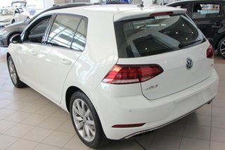 2018 Volkswagen Golf 7.5 MY18 110TSI DSG Comfortline Pure White 7 Speed Sports Automatic Dual Clutch.