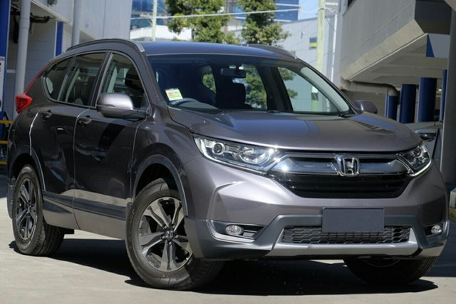 New Honda CR-V RW MY19 VTi FWD, 2019 Honda CR-V RW MY19 VTi FWD Modern Steel 1 Speed Constant Variable Wagon