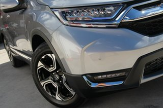 2019 Honda CR-V RW MY19 VTi-LX 4WD Lunar Silver 1 Speed Constant Variable Wagon.